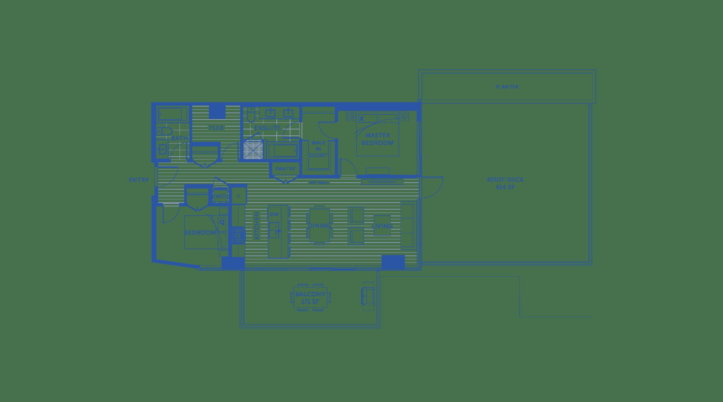 D4/Level 13 Plan