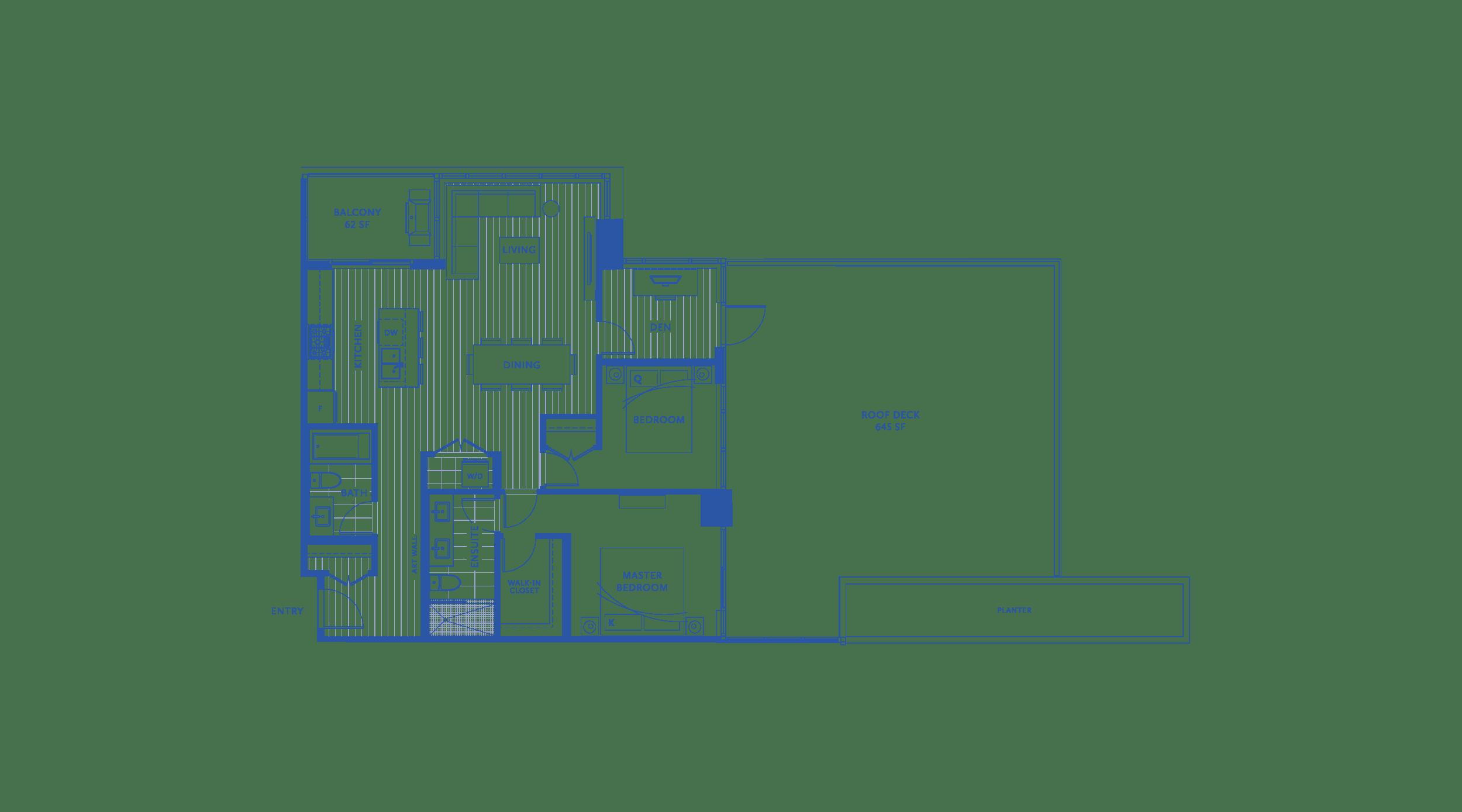 D5/Level 13 Plan