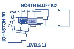 D4/Level 13 Plan Keyplate - 0