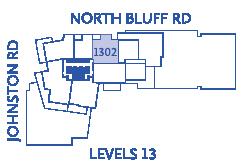 D5/Level 13 Plan Keyplate - 0